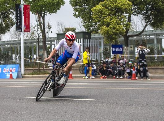 2016全国公路自行车冠军赛(温州站)第一站赛事报道