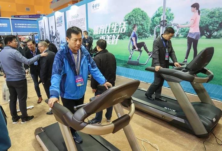 中国体育报头版头条点赞2018温州国际运动休闲博览会暨第九届中国·长三角国际体育休闲博览会!
